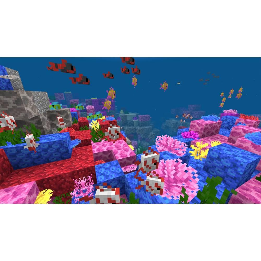 Minecraft (PS4) (Русская версия) (Minecraft (PS4) (RU)) фото 6