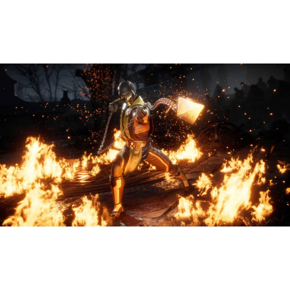 Mortal Kombat 11 (PS4) (Русская версия) (Mortal Kombat 11 (PS4) (RU)) фото 4