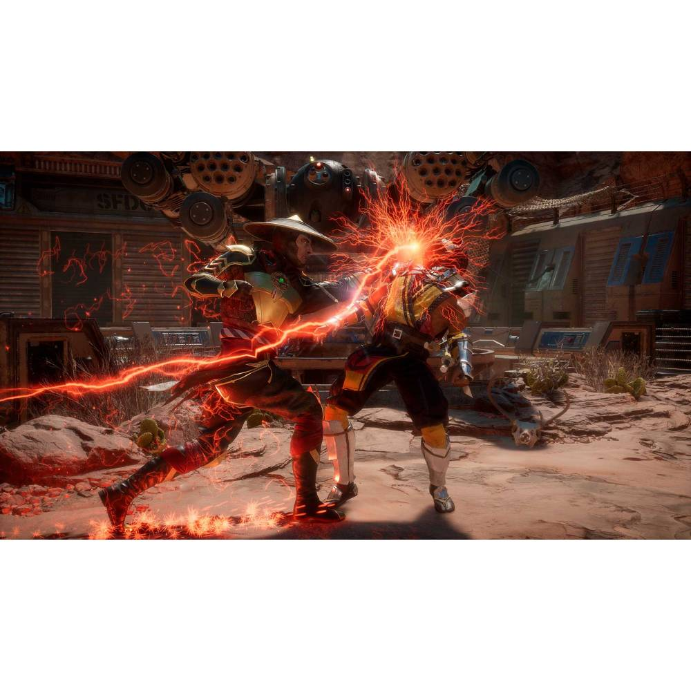 Mortal Kombat 11 (PS4) (Русская версия) (Mortal Kombat 11 (PS4) (RU)) фото 5