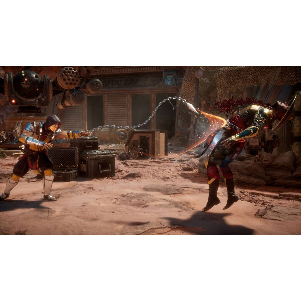 Mortal Kombat 11 (PS4) (Русская версия) (Mortal Kombat 11 (PS4) (RU)) фото 6