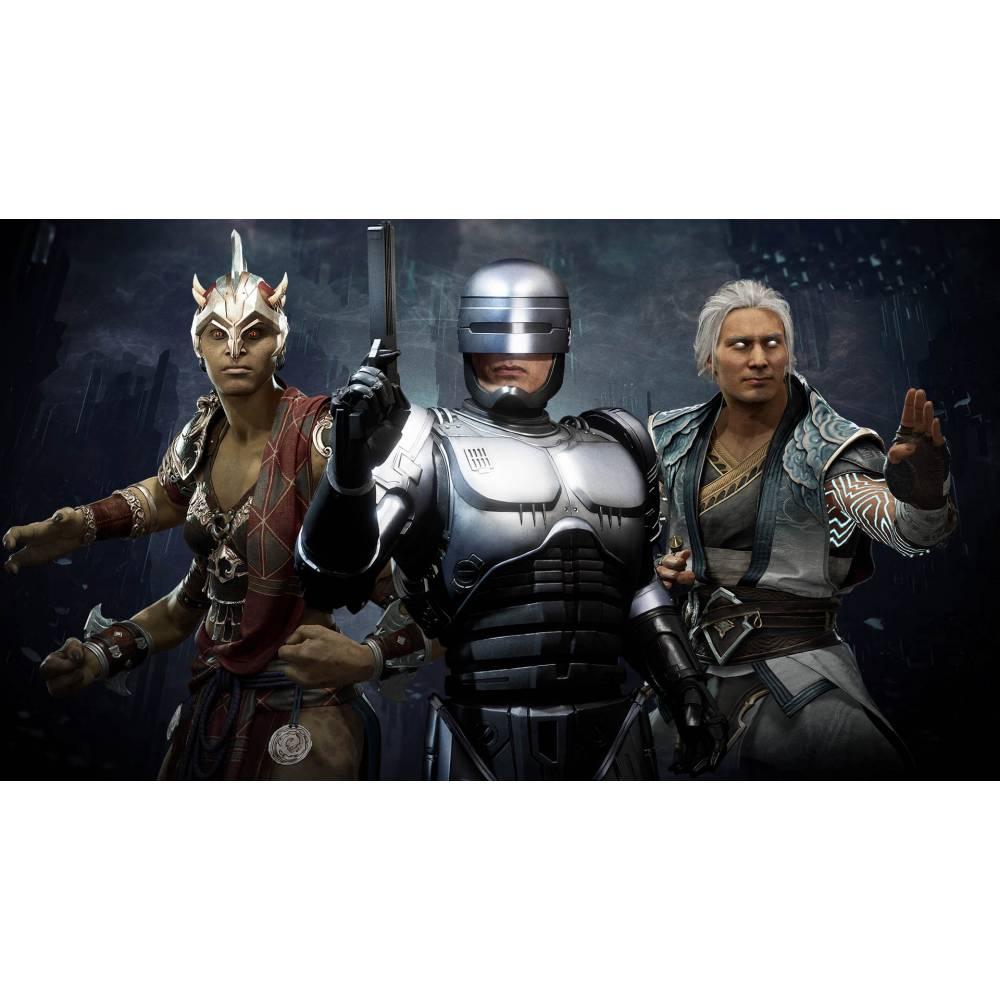 Mortal Kombat 11: Aftermath (Mortal Kombat 11: Последствия) (XBOX ONE) (Цифровая версия) (Русская версия) (Mortal Kombat 11: Aftermath (XBOX ONE) (DIGITAL) (RU)) фото 3