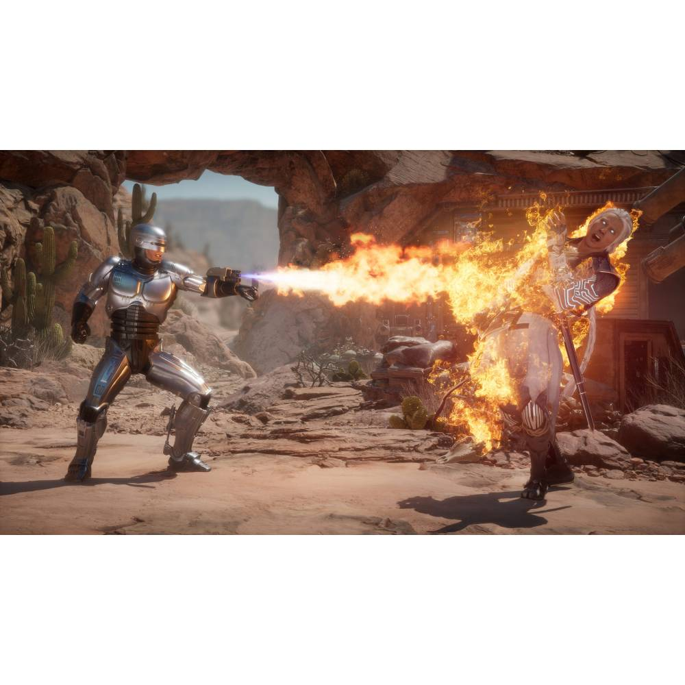 Mortal Kombat 11: Aftermath (Mortal Kombat 11: Последствия) (XBOX ONE) (Цифровая версия) (Русская версия) (Mortal Kombat 11: Aftermath (XBOX ONE) (DIGITAL) (RU)) фото 5