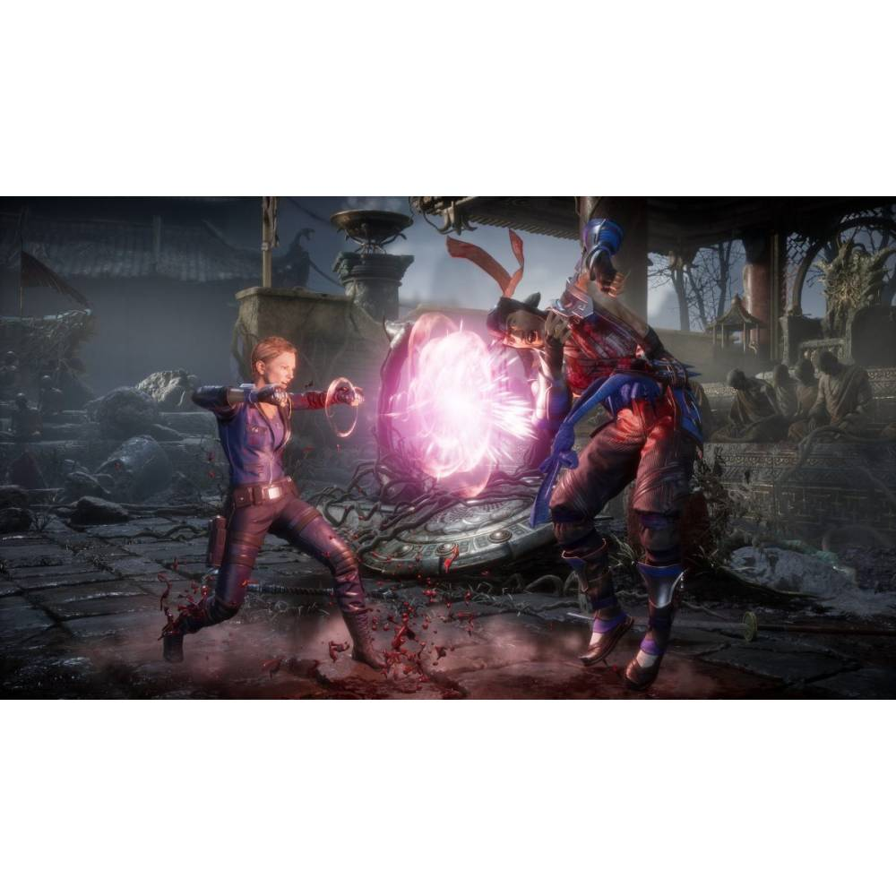 Mortal Kombat 11 + Joker (PS4/PS5) (Російські субтитри) (Mortal Kombat 11 + Joker (PS4/PS5) (RU)) фото 3