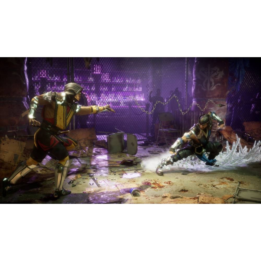 Mortal Kombat 11 + Joker (PS4/PS5) (Російські субтитри) (Mortal Kombat 11 + Joker (PS4/PS5) (RU)) фото 5