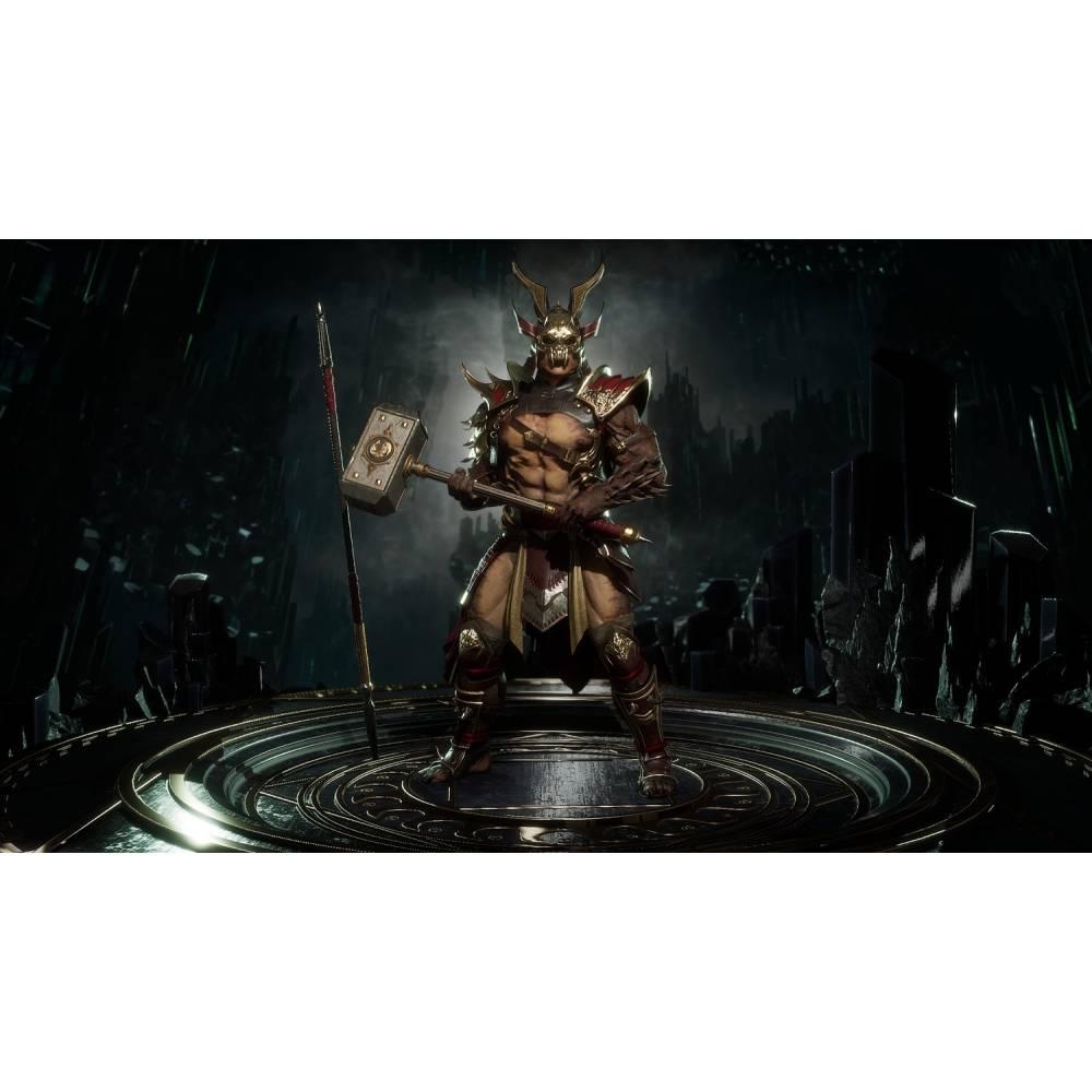 Mortal Kombat 11 + Shao Kahn (PS4/PS5) (Російські субтитри) (Mortal Kombat 11 + Shao Kahn (PS4/PS5) (RU)) фото 3
