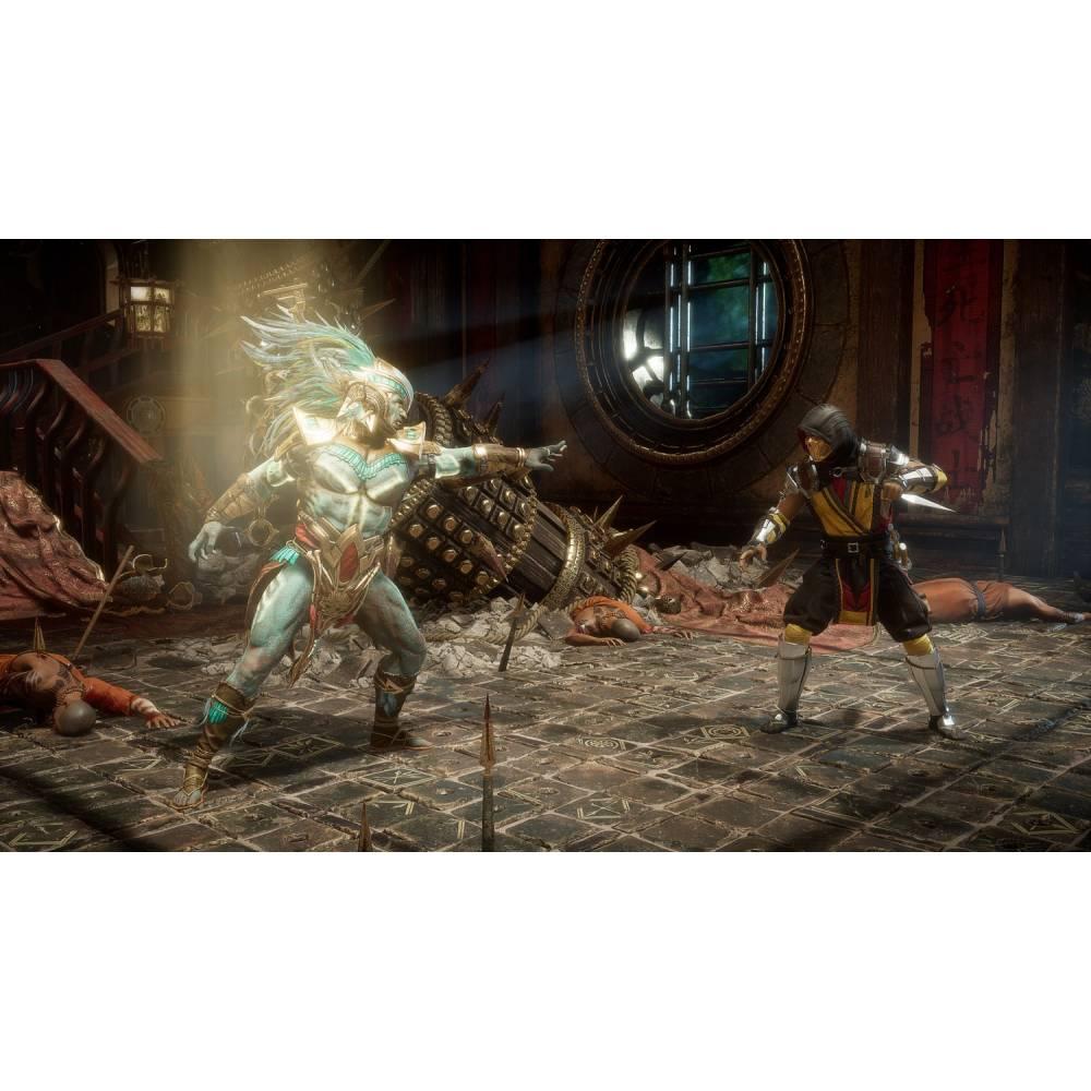 Mortal Kombat 11 + Shao Kahn (PS4/PS5) (Російські субтитри) (Mortal Kombat 11 + Shao Kahn (PS4/PS5) (RU)) фото 6