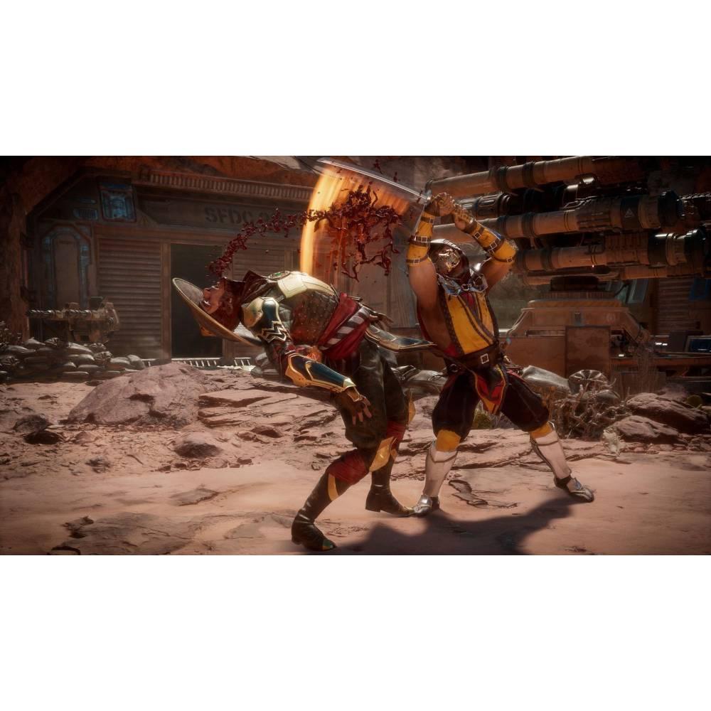 Mortal Kombat 11 Ultimate (PS4/PS5) (Російські субтитри) (Mortal Kombat 11 Ultimate (PS4/PS5) (RU)) фото 3