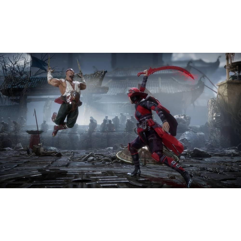 Mortal Kombat 11 Ultimate (PS4/PS5) (Російські субтитри) (Mortal Kombat 11 Ultimate (PS4/PS5) (RU)) фото 6