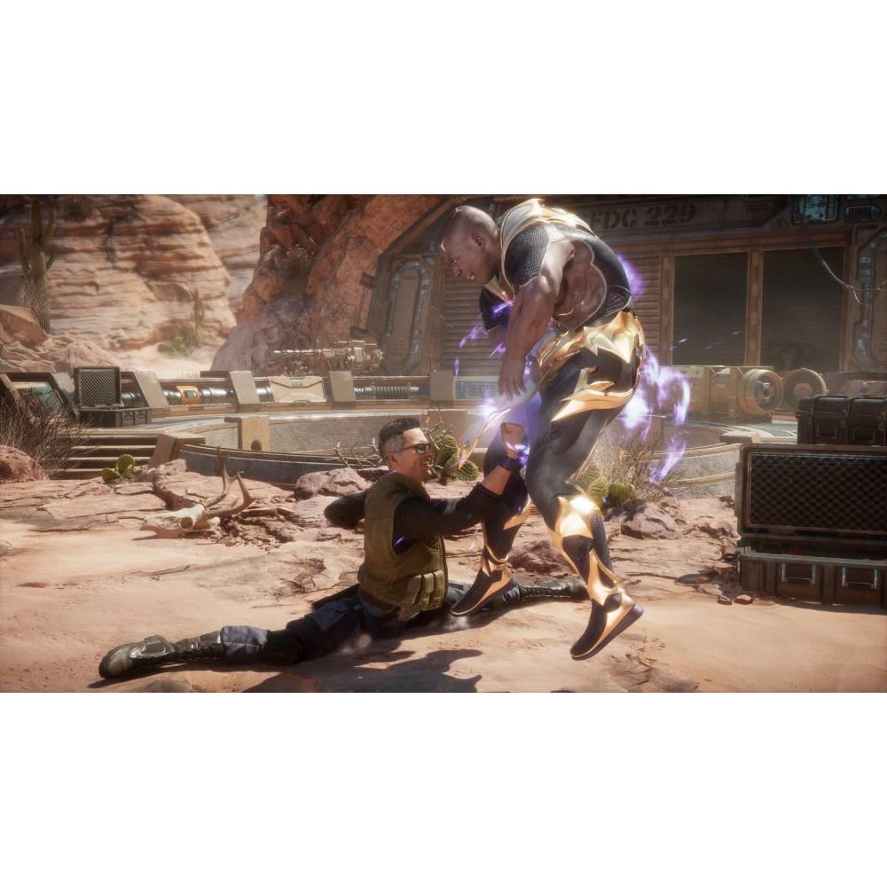 Mortal Kombat 11 Ultimate Limited Edition (PS5) (Російські субтитри) (Mortal Kombat 11 Ultimate Limited Edition (PS5) (RU)) фото 4