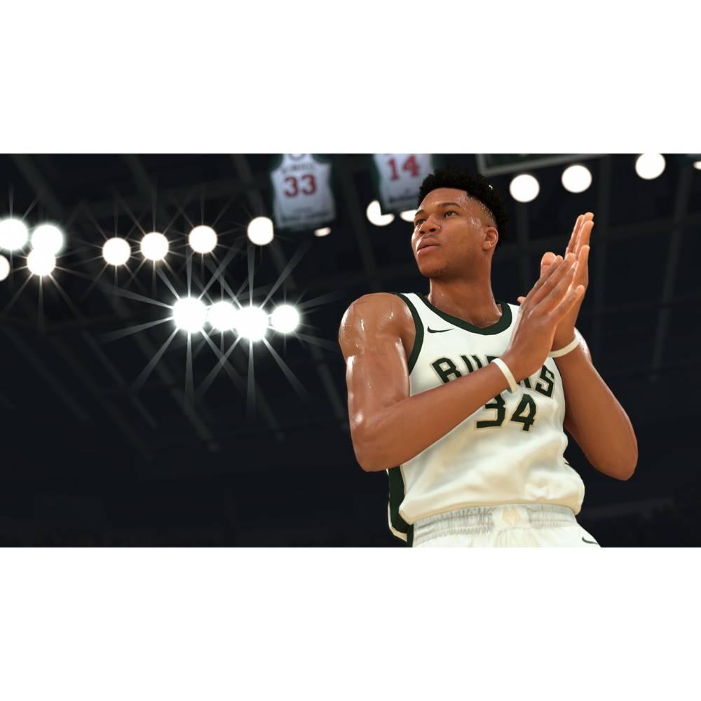 NBA 2K20 (PS4) (Русская версия) (NBA 2K20 (PS4) (RU)) фото 3