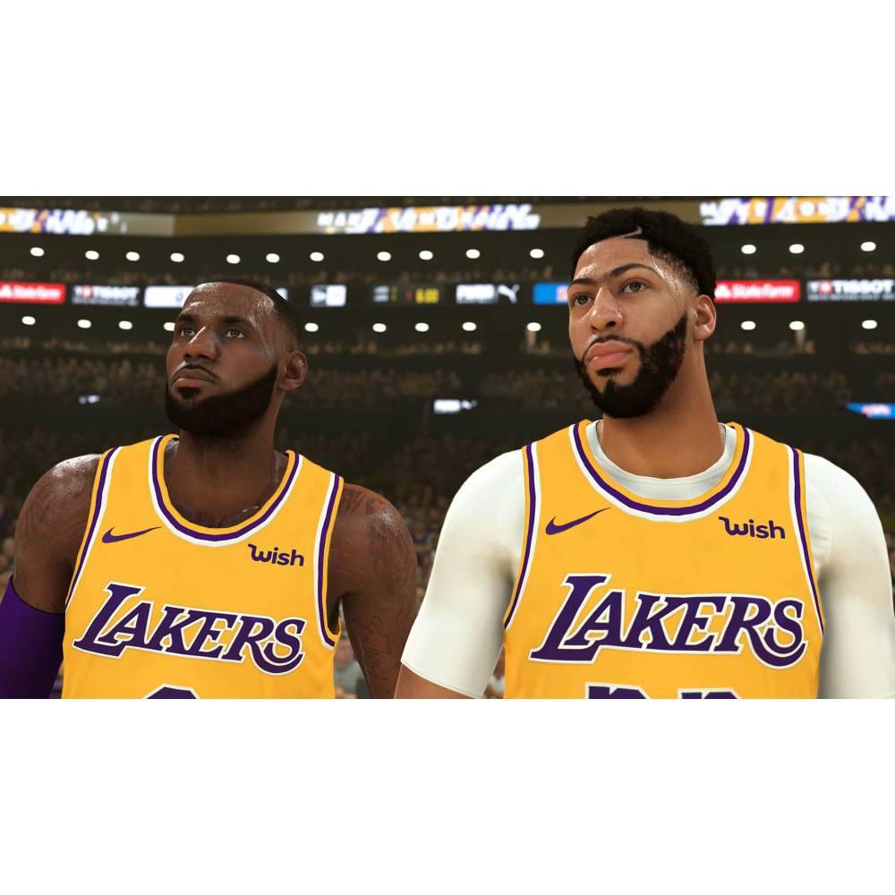 NBA 2K20 (PS4) (Русская версия) (NBA 2K20 (PS4) (RU)) фото 6