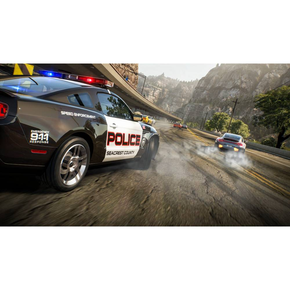Need for Speed Hot Pursuit Remastered (PS4/PS5) (Російські субтитри) (Need for Speed Hot Pursuit Remastered (PS4/PS5) (RU)) фото 6