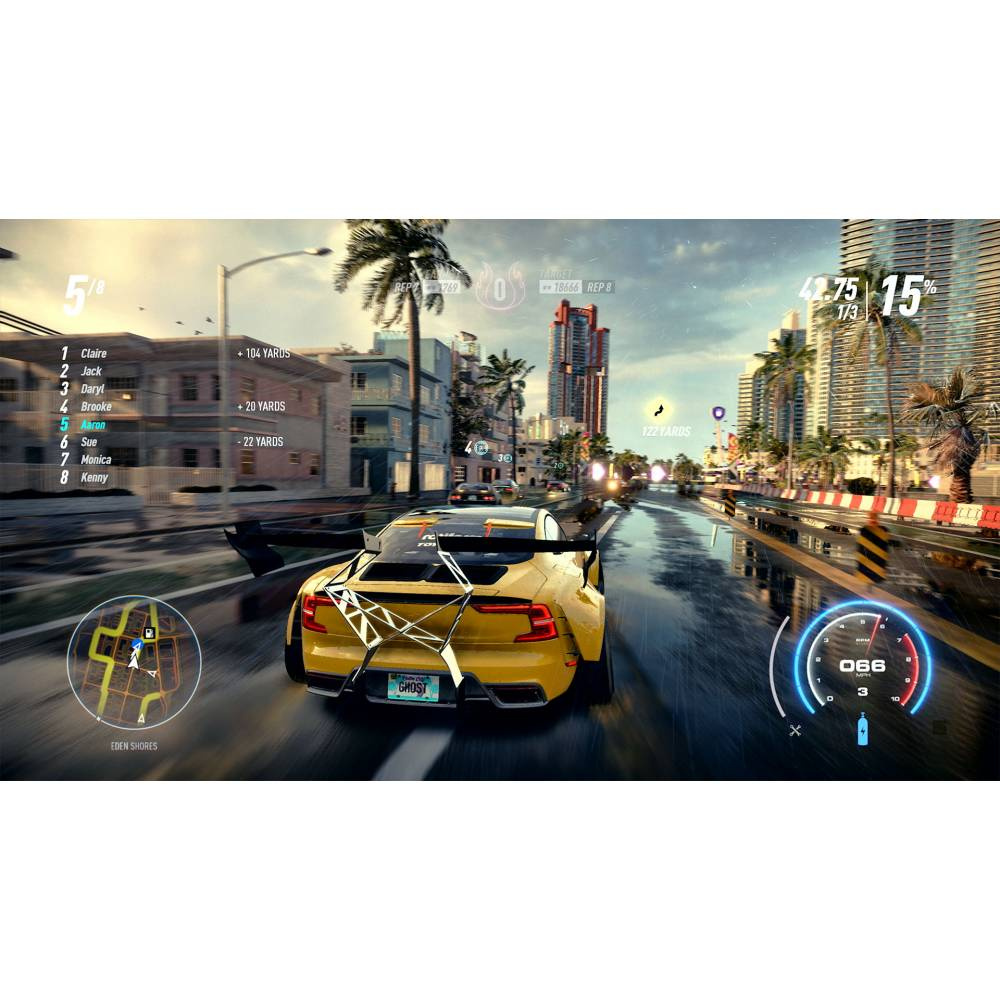 Need for Speed Heat (PS4) (Русская версия) (Need for Speed Heat (PS4) (RU)) фото 5