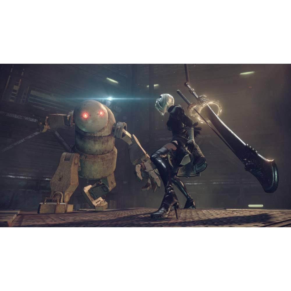 Nier: Automata GOTY (PS4/PS5) (Англійська версія) (Nier: Automata GOTY (PS4/PS5) (EN)) фото 4