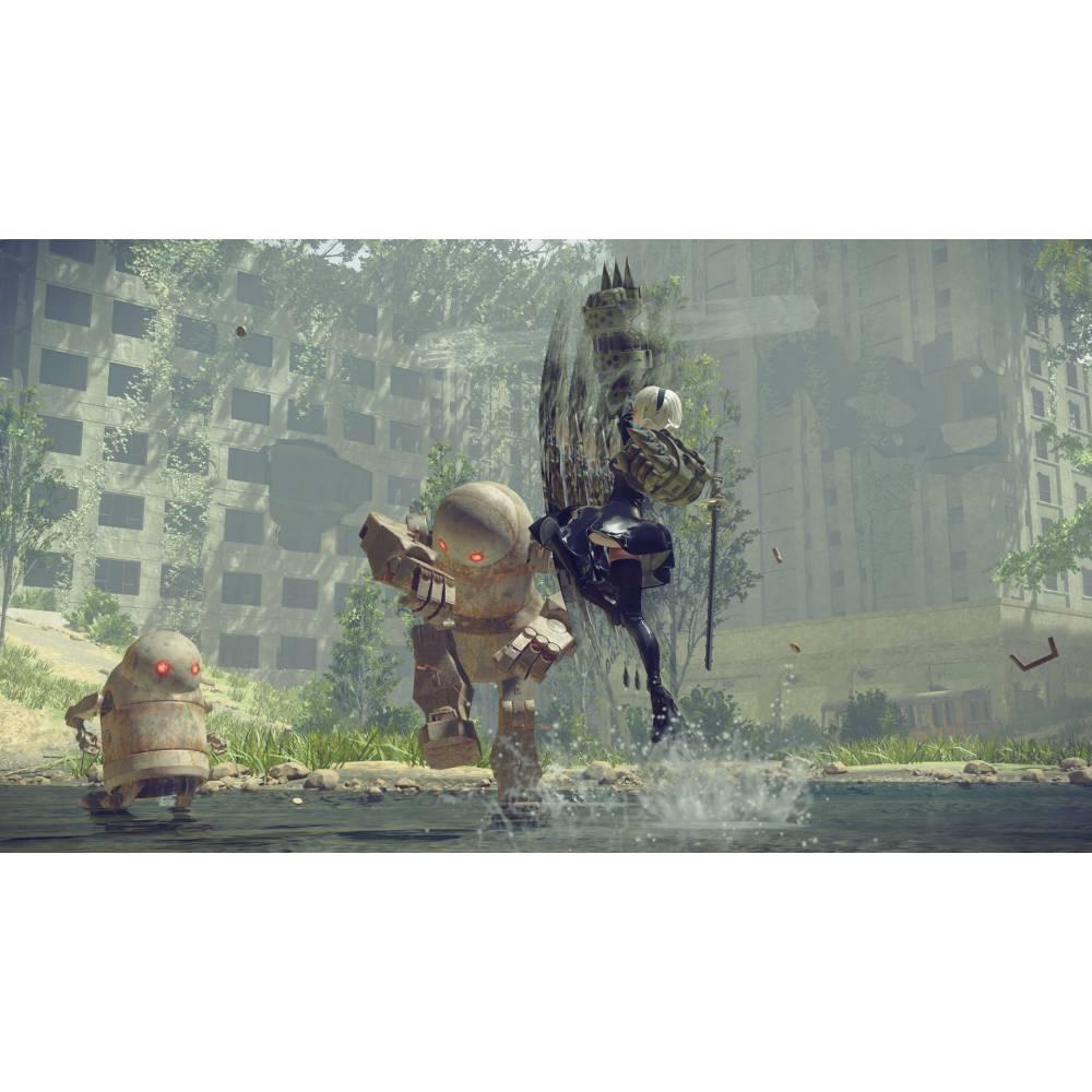 Nier: Automata GOTY (PS4/PS5) (Англійська версія) (Nier: Automata GOTY (PS4/PS5) (EN)) фото 6