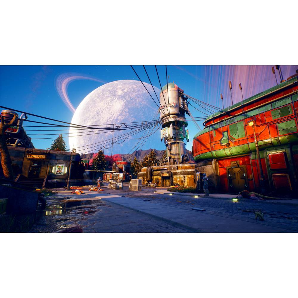 The Outer Worlds (PS4) (Русская версия) (The Outer Worlds (PS4) (RU)) фото 3