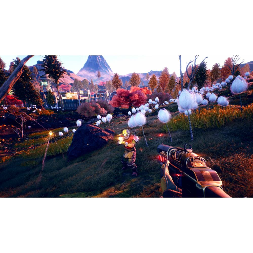 The Outer Worlds (PS4) (Русская версия) (The Outer Worlds (PS4) (RU)) фото 5