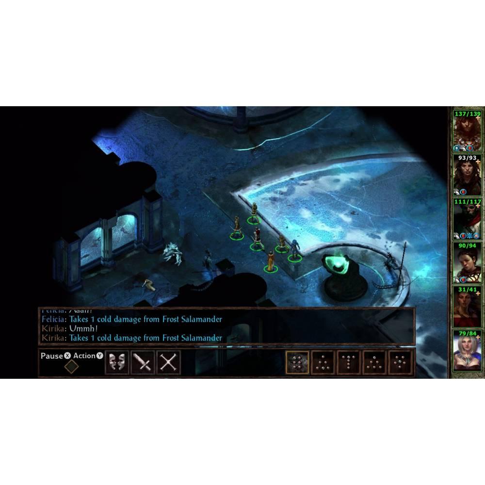 Planescape: Torment & Icewind Dale: Enhanced Edition (PS4/PS5) (Английская версия) (Planescape: Torment & Icewind Dale: EE (PS4/PS5) (EN)) фото 3