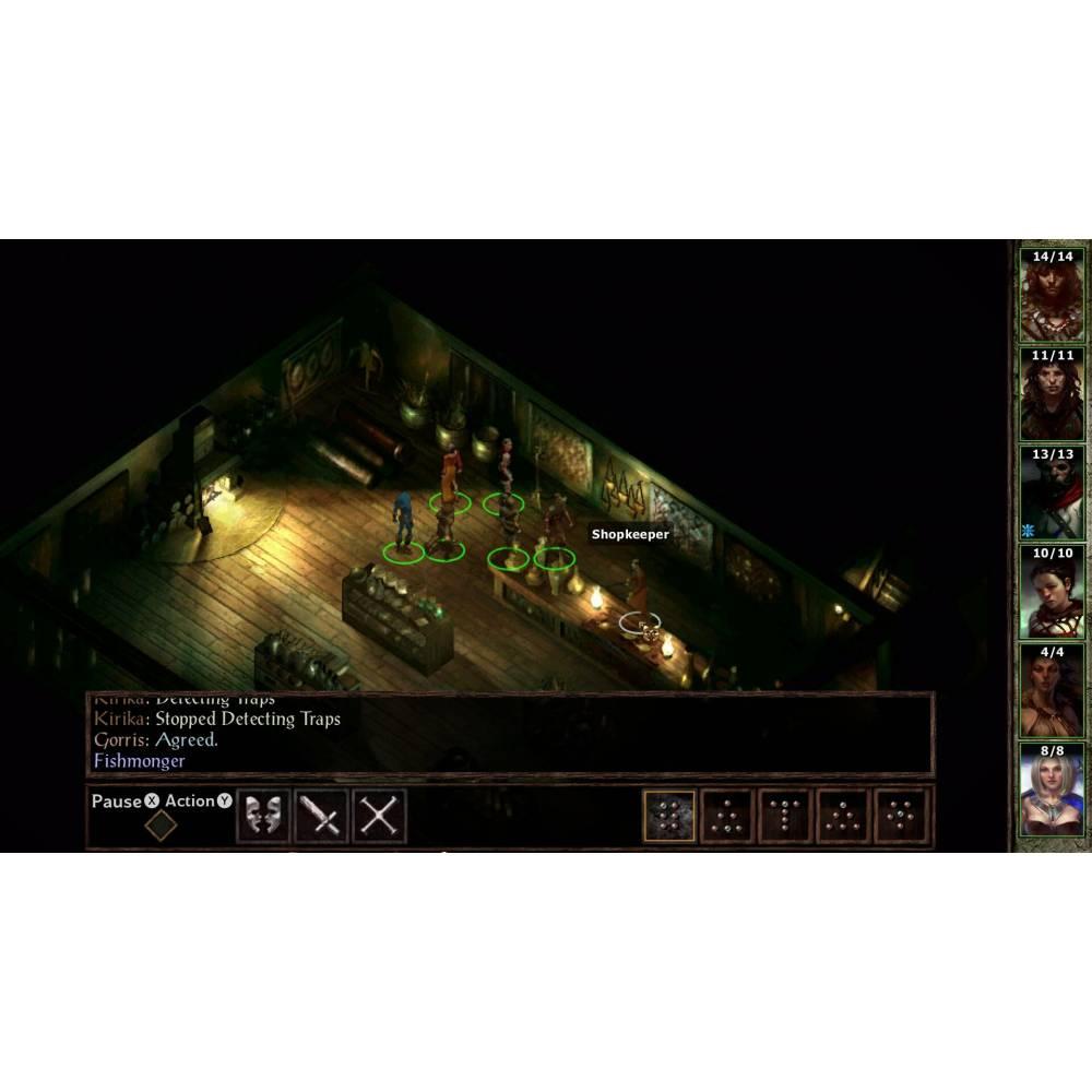 Planescape: Torment & Icewind Dale: Enhanced Edition (PS4/PS5) (Англійська версія) (Planescape: Torment & Icewind Dale: EE (PS4/PS5) (EN)) фото 4