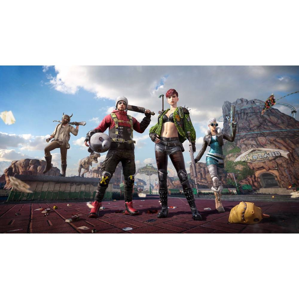 PlayerUnknown's Battlegrounds (PS4) (Русская версия) (PlayerUnknown's Battlegrounds (PS4) (RU)) фото 3