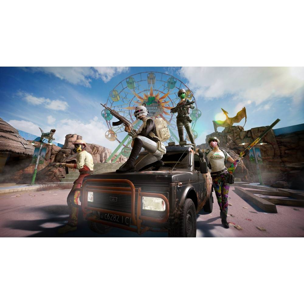 PlayerUnknown's Battlegrounds (PS4) (Русская версия) (PlayerUnknown's Battlegrounds (PS4) (RU)) фото 4