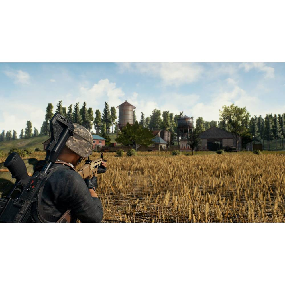 PlayerUnknown's Battlegrounds (PS4) (Русская версия) (PlayerUnknown's Battlegrounds (PS4) (RU)) фото 5
