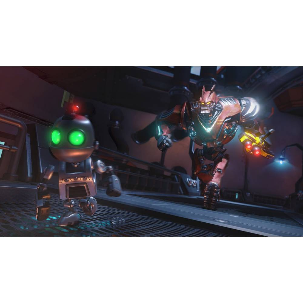 Ratchet & Clank (PS4/PS5) (Русская озвучка) (Ratchet & Clank (PS4/PS5) (RU)) фото 3