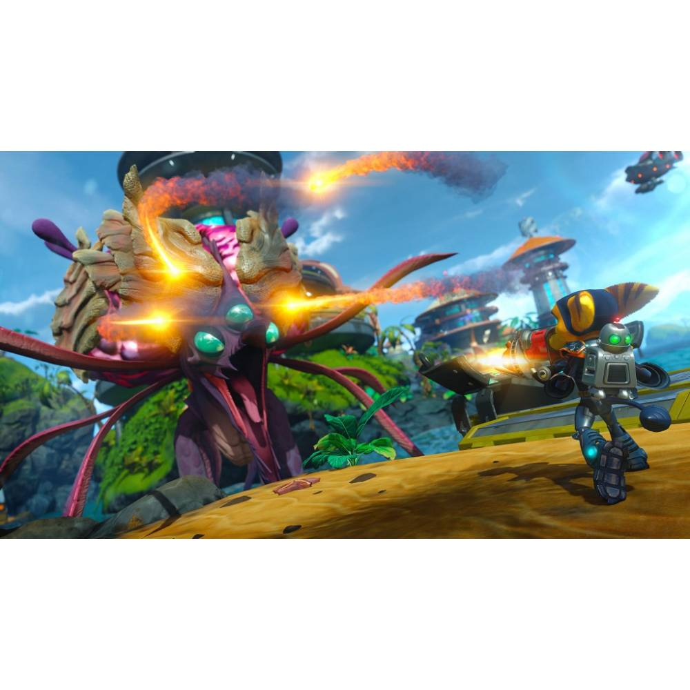 Ratchet & Clank (PS4/PS5) (Русская озвучка) (Ratchet & Clank (PS4/PS5) (RU)) фото 4