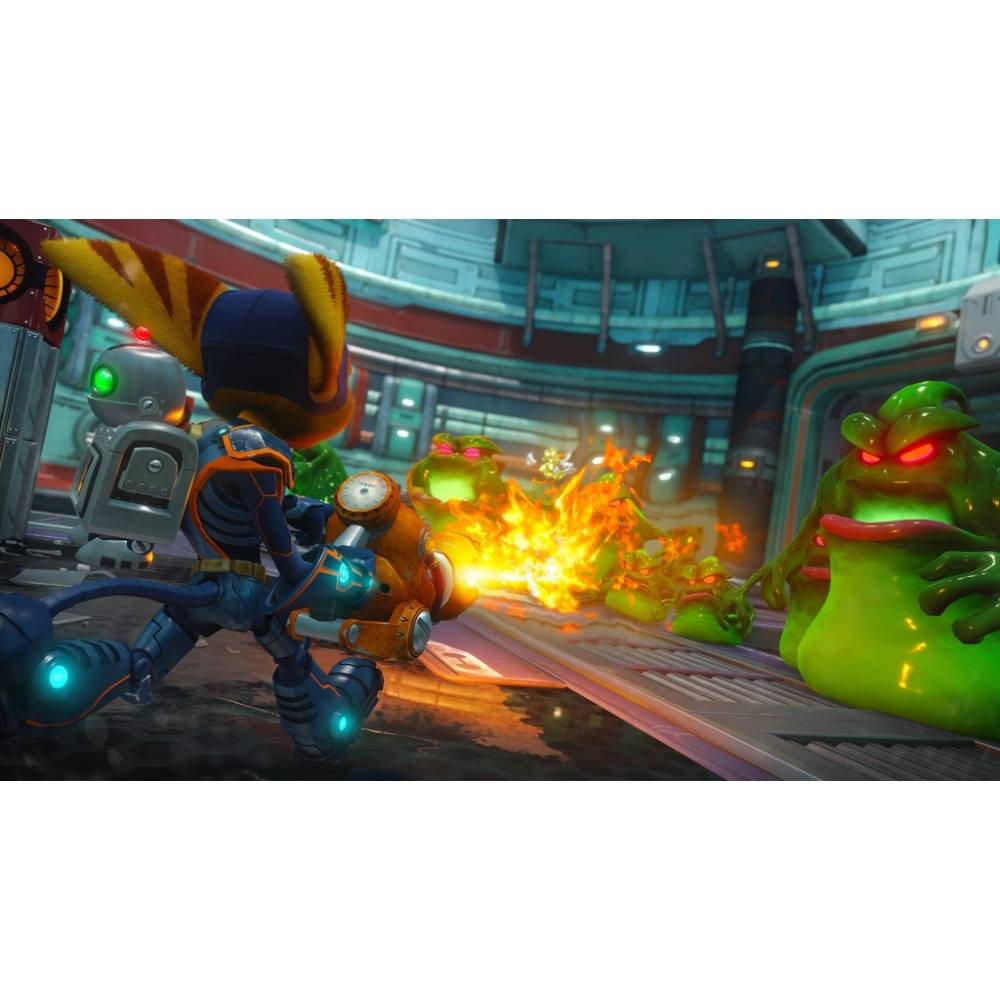 Ratchet & Clank (PS4/PS5) (Русская озвучка) (Ratchet & Clank (PS4/PS5) (RU)) фото 5