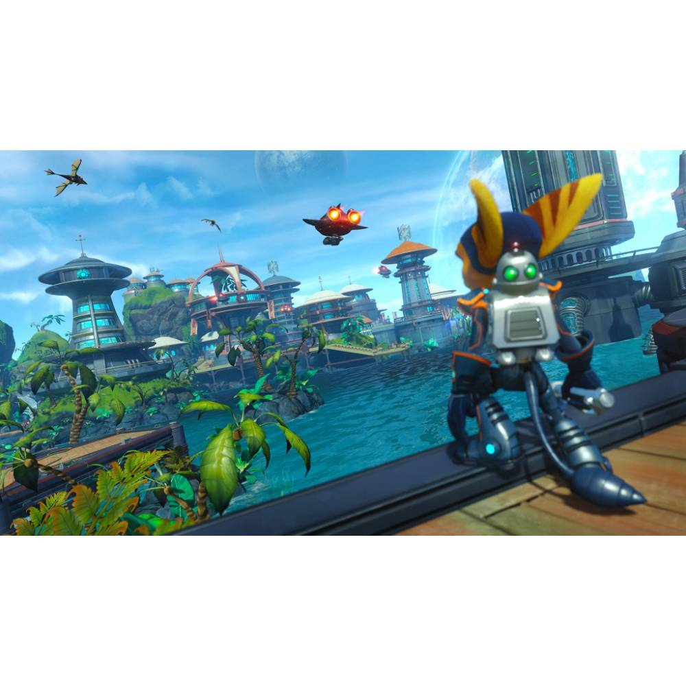 Ratchet & Clank (PS4/PS5) (Русская озвучка) (Ratchet & Clank (PS4/PS5) (RU)) фото 6