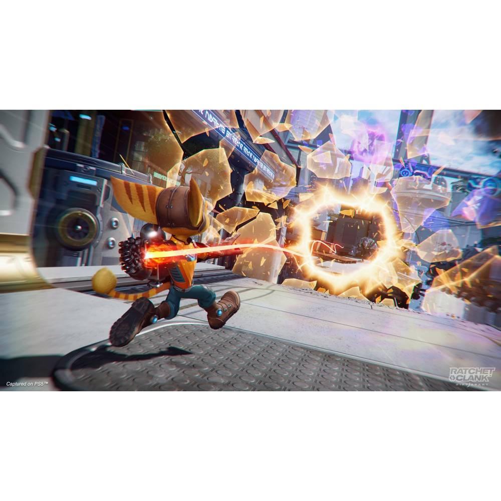 Ratchet & Clank: Rift Apart (PS5) (Російська озвучка) (Ratchet & Clank: Rift Apart (PS5) (RU)) фото 4