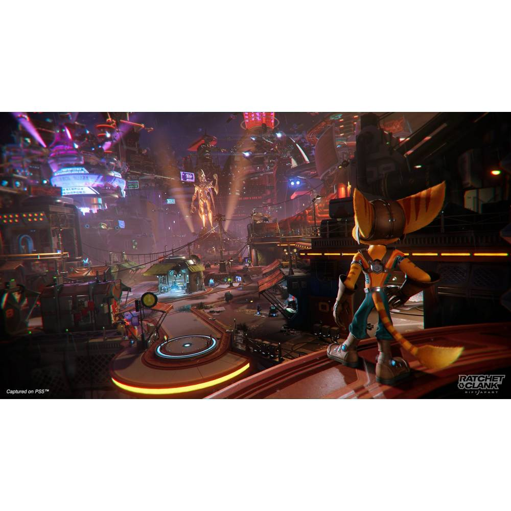 Ratchet & Clank: Rift Apart (PS5) (Російська озвучка) (Ratchet & Clank: Rift Apart (PS5) (RU)) фото 5