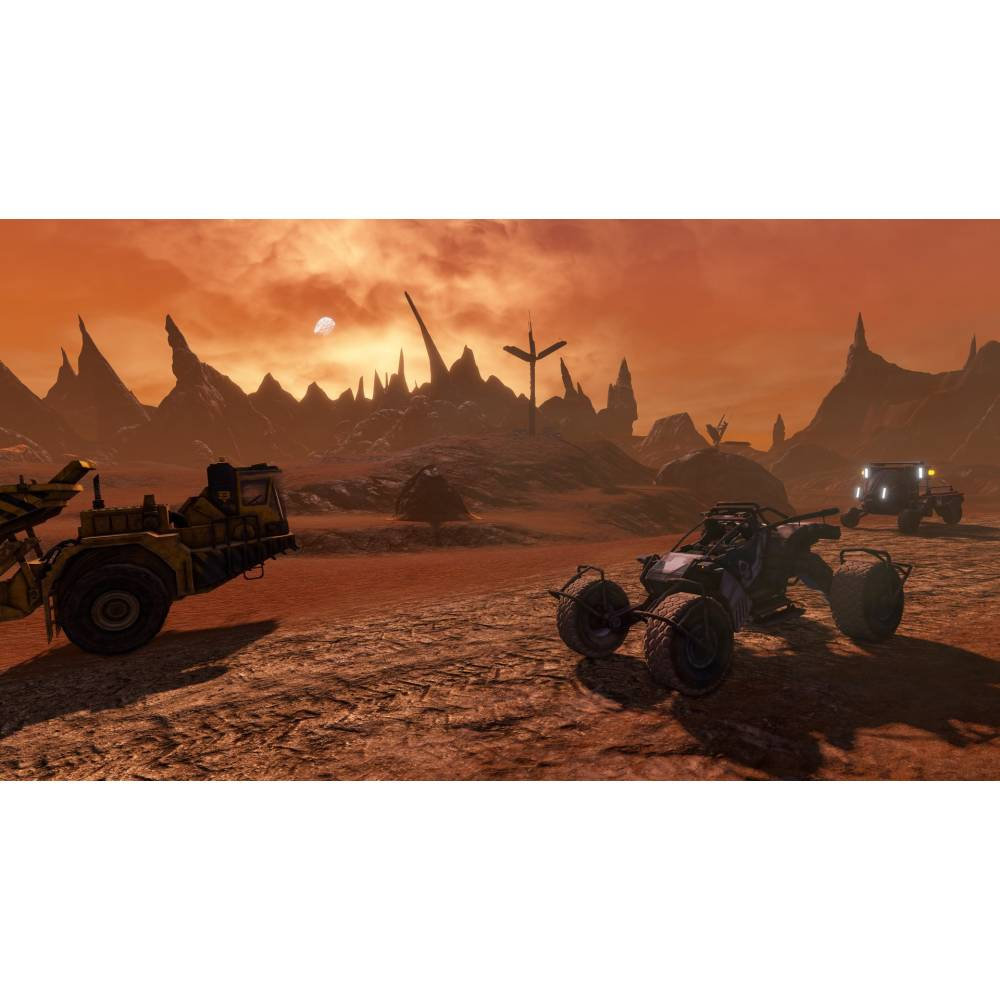 Red Faction Guerrilla: Re-Mars-tered Edition (PS4/PS5) (Російська озвучка) (Red Faction Guerrilla: Re-Mars-tered Edition (PS4/PS5) (RU)) фото 4