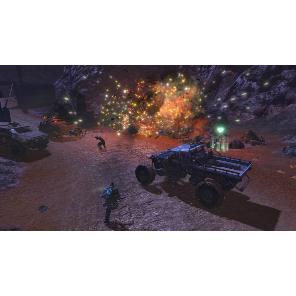 Red Faction Guerrilla: Re-Mars-tered Edition (PS4/PS5) (Російська озвучка) (Red Faction Guerrilla: Re-Mars-tered Edition (PS4/PS5) (RU)) фото 5