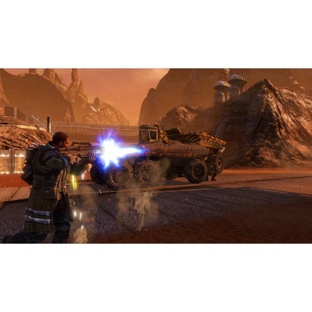 Red Faction Guerrilla: Re-Mars-tered Edition (PS4/PS5) (Російська озвучка) (Red Faction Guerrilla: Re-Mars-tered Edition (PS4/PS5) (RU)) фото 6