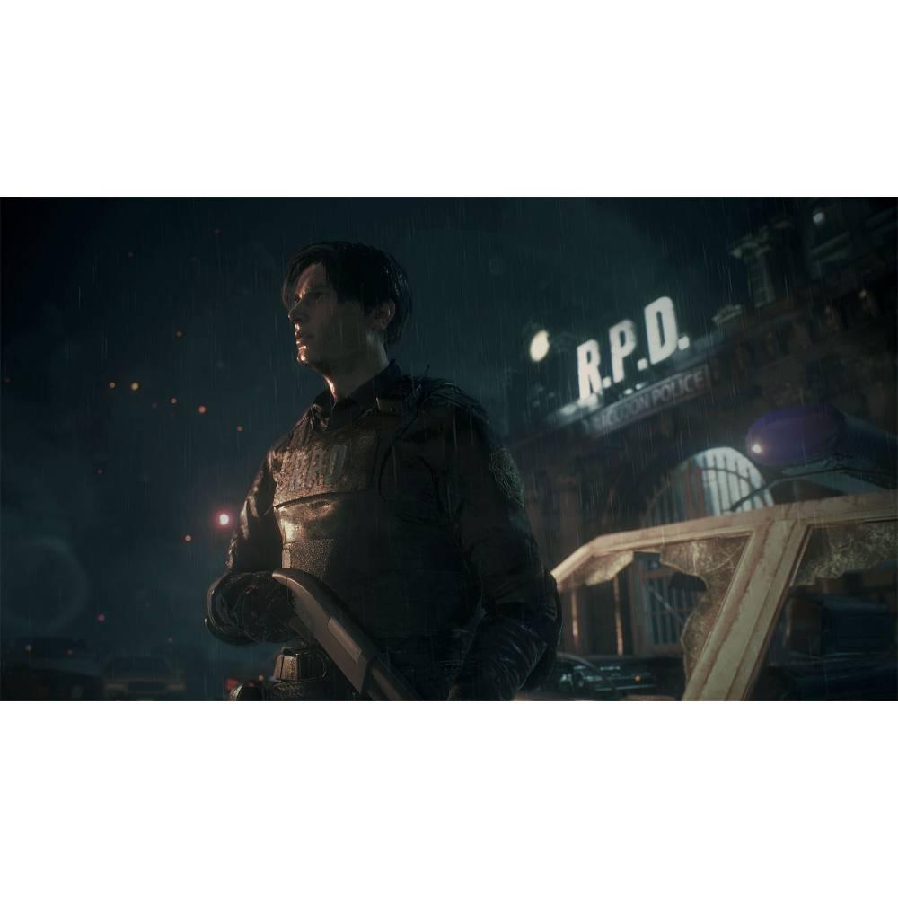 Resident Evil 2 (PS4) (Русская версия) (Resident Evil 2 (PS4) (RU)) фото 3