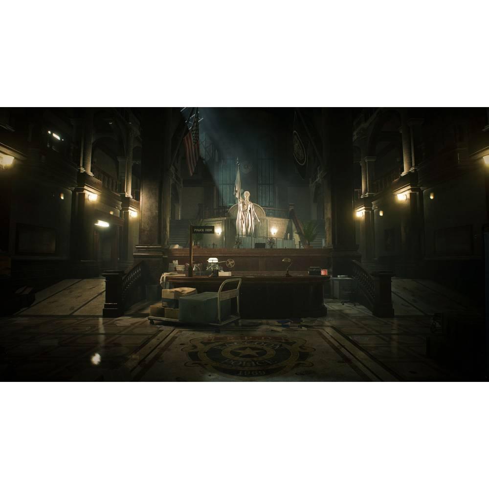 Resident Evil 2 (PS4) (Русская версия) (Resident Evil 2 (PS4) (RU)) фото 4