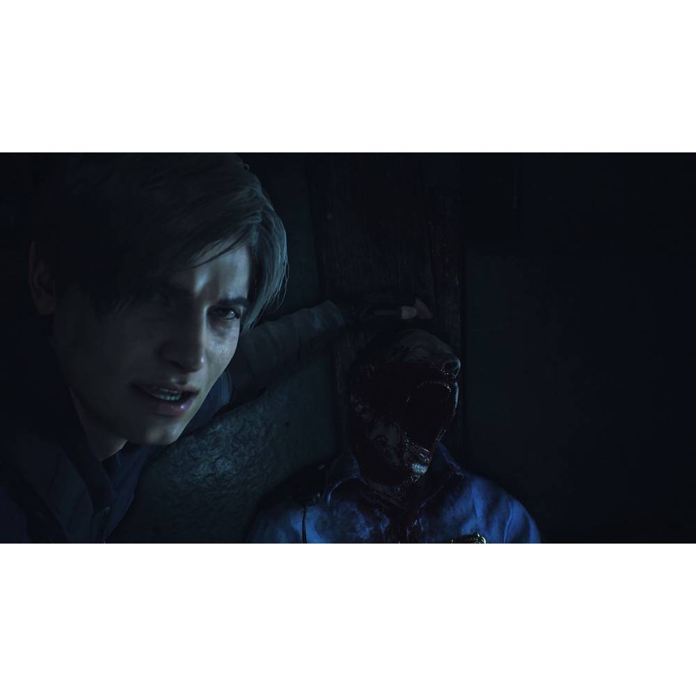 Resident Evil 2 (PS4) (Русская версия) (Resident Evil 2 (PS4) (RU)) фото 5