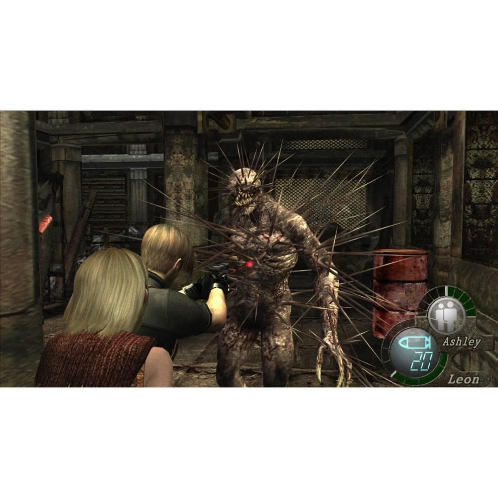 Resident Evil 4 (PS4/PS5) (Англійська версія) (Resident Evil 4 (PS4/PS5) (EN)) фото 3