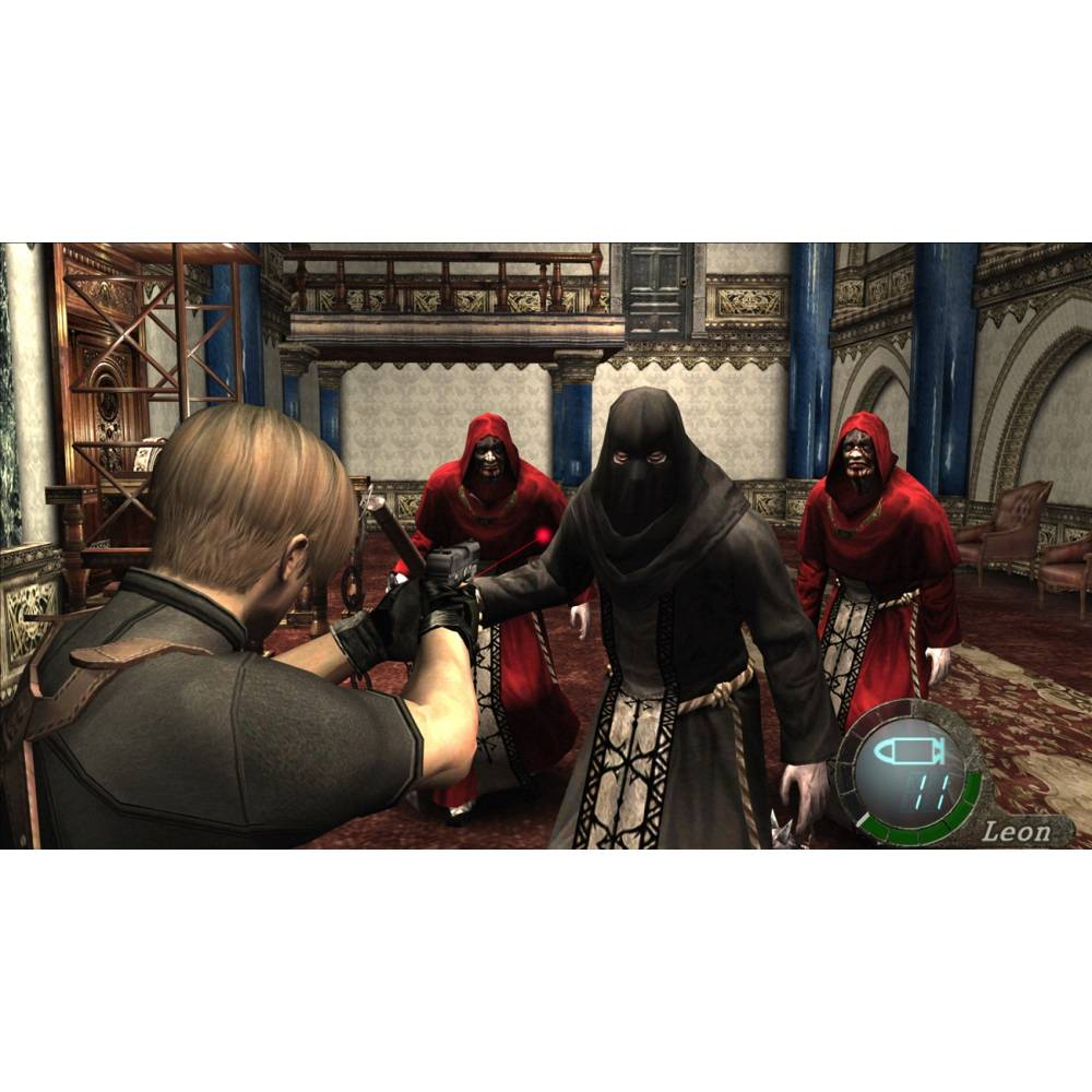 Resident Evil 4 (PS4/PS5) (Англійська версія) (Resident Evil 4 (PS4/PS5) (EN)) фото 6