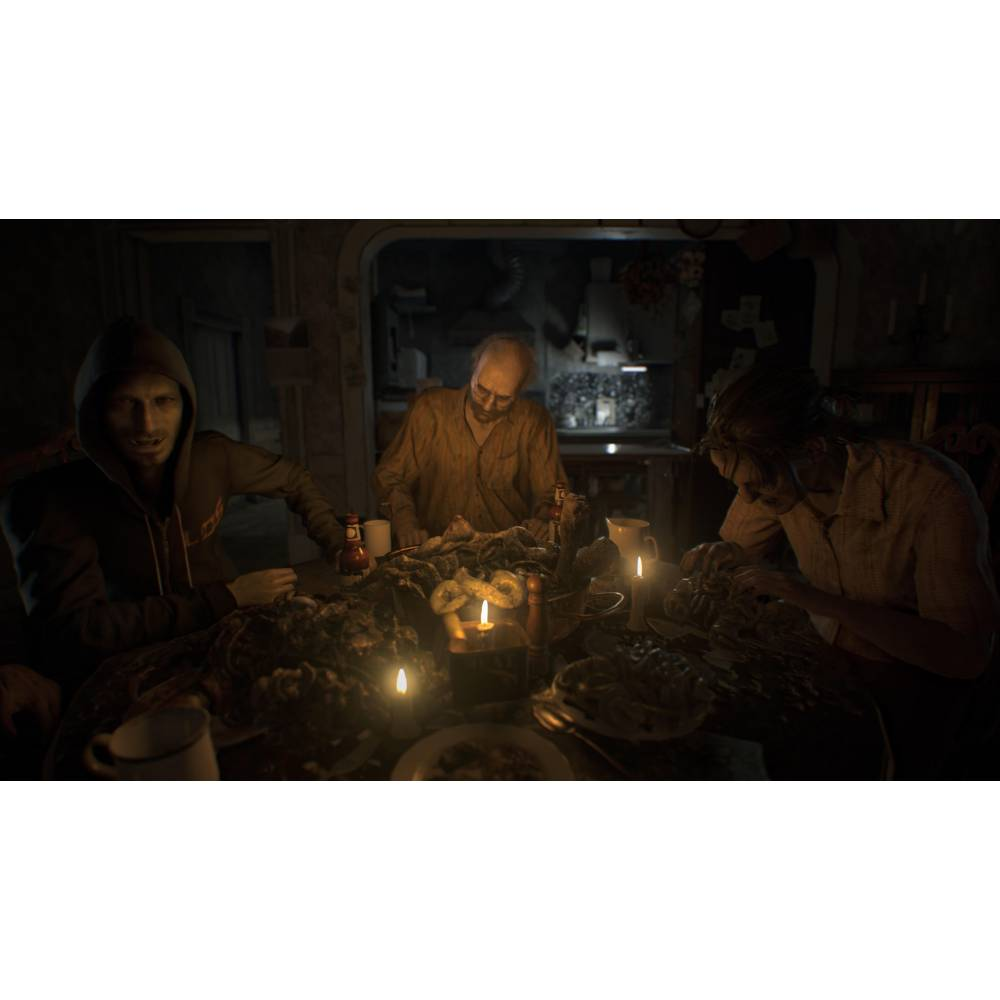 Resident Evil 7: Biohazard (PS4/PS5) (Русские субтитры) (Resident Evil 7: Biohazard (PS4/PS5) (RU)) фото 3