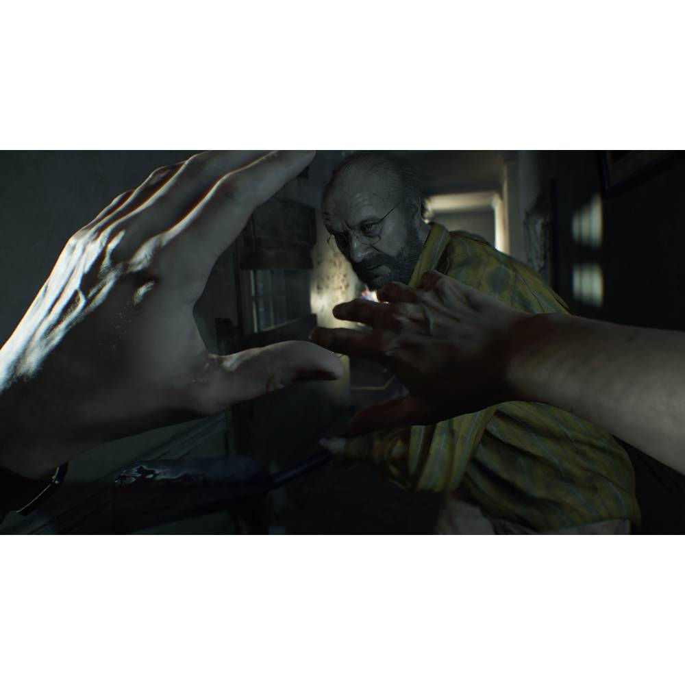 Resident Evil 7: Biohazard (PS4/PS5) (Русские субтитры) (Resident Evil 7: Biohazard (PS4/PS5) (RU)) фото 4