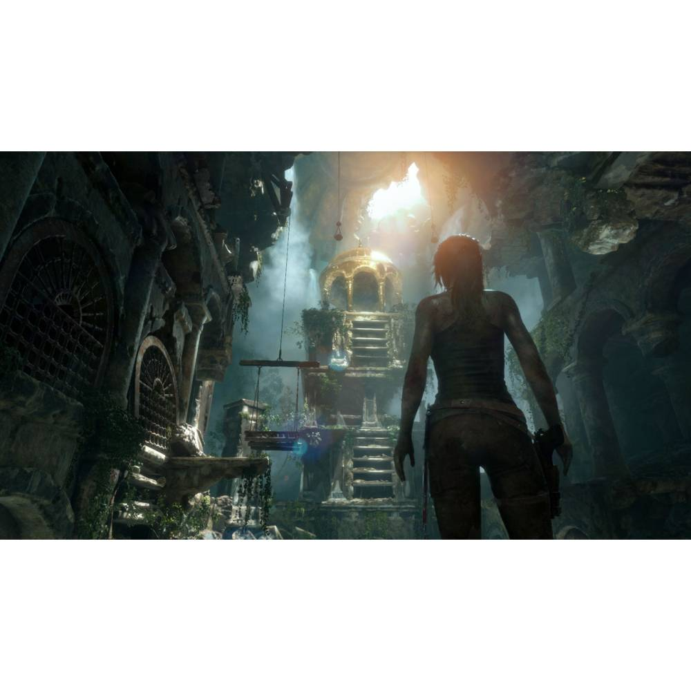 Rise of the Tomb Raider: 20 Year Celebration (Rise of the Tomb Raider: 20-летний юбилей) (PS4/PS5) (Русская озвучка) (Rise of the Tomb Raider: 20 Year Celebration (PS4/PS5) (RU)) фото 6