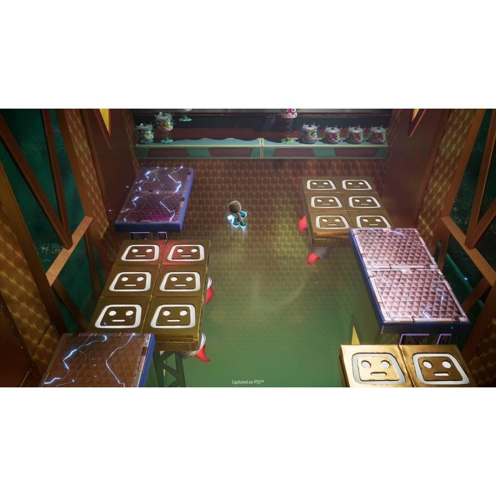 Sackboy: A Big Adventure (PS5) (Русская озвучка) (Sackboy: A Big Adventure (PS5) (RU)) фото 5