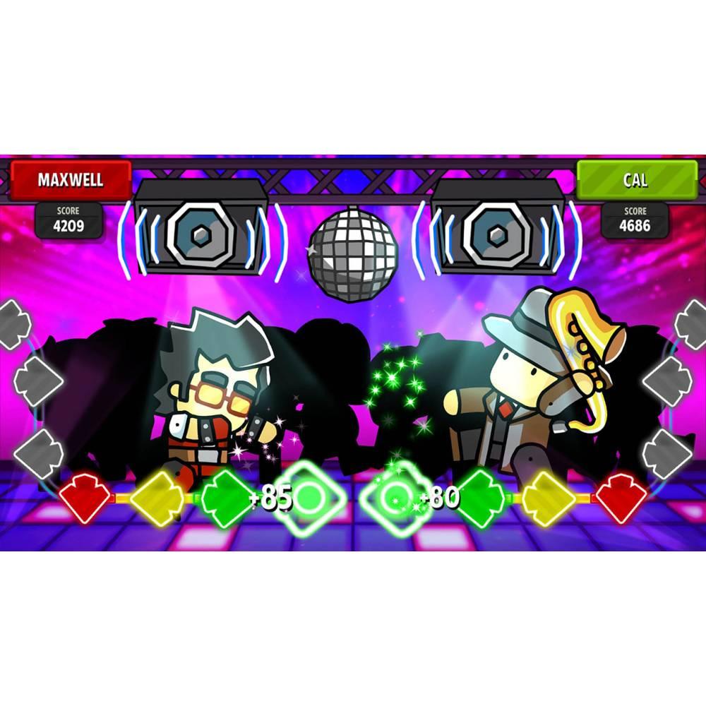 Scribblenauts: Showdown (Nintendo Switch) (Англійська версія) (Scribblenauts: Showdown (Nintendo Switch) (EN)) фото 3