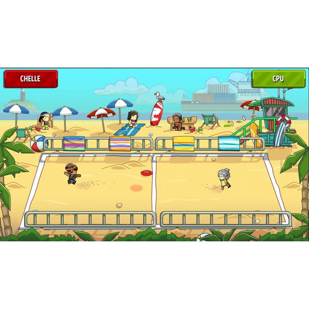 Scribblenauts: Showdown (Nintendo Switch) (Англійська версія) (Scribblenauts: Showdown (Nintendo Switch) (EN)) фото 5