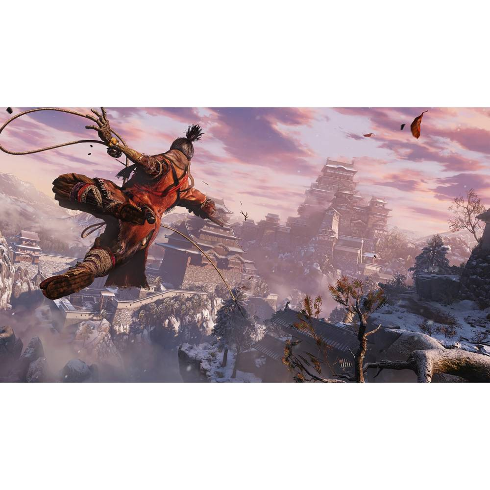 Sekiro: Shadows Die Twice (PS4/PS5) (Русские субтитры) (Sekiro: Shadows Die Twice (PS4/PS5) (RU)) фото 3