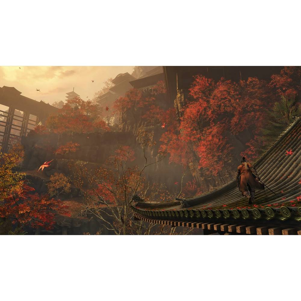 Sekiro: Shadows Die Twice (PS4/PS5) (Русские субтитры) (Sekiro: Shadows Die Twice (PS4/PS5) (RU)) фото 4