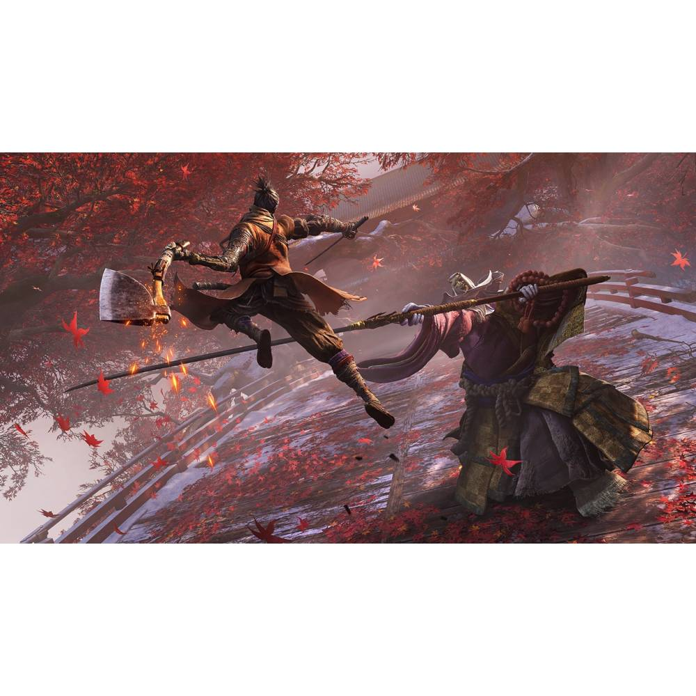 Sekiro: Shadows Die Twice (PS4/PS5) (Русские субтитры) (Sekiro: Shadows Die Twice (PS4/PS5) (RU)) фото 5