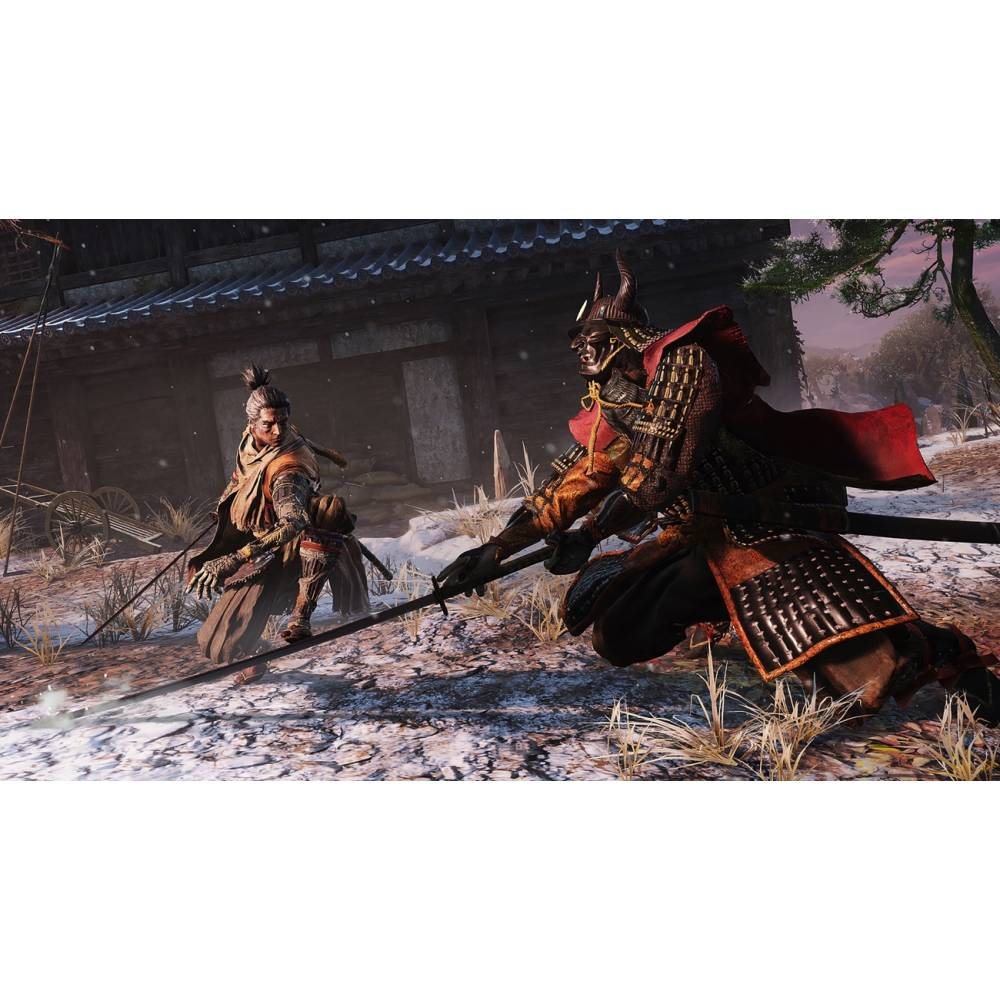 Sekiro: Shadows Die Twice (PS4/PS5) (Русские субтитры) (Sekiro: Shadows Die Twice (PS4/PS5) (RU)) фото 6